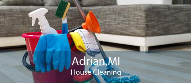 Adrian,MI House Cleaning