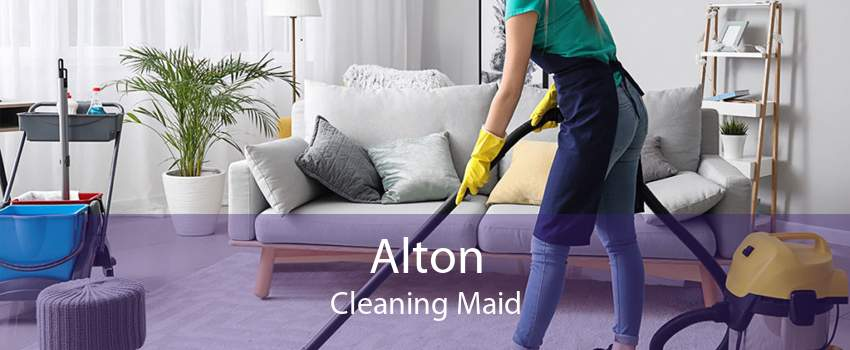 Alton Cleaning Maid