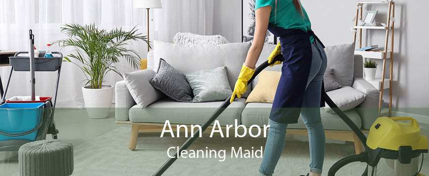 Ann Arbor Cleaning Maid