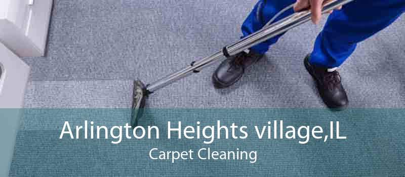 Arlington Heights village,IL Carpet Cleaning