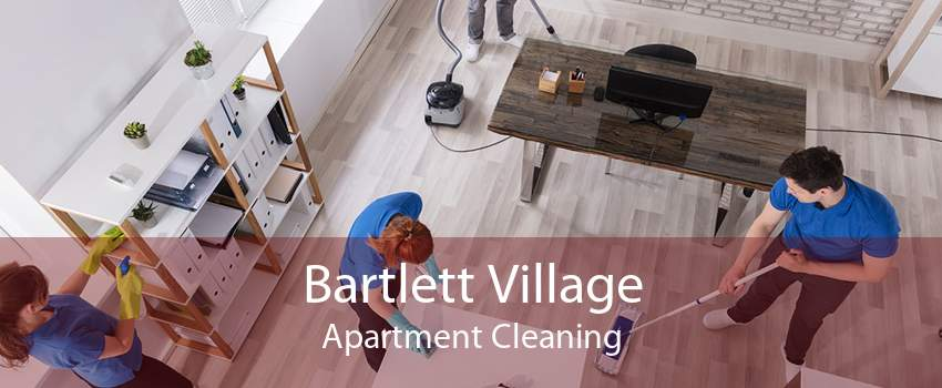 Bartlett Village Apartment Cleaning