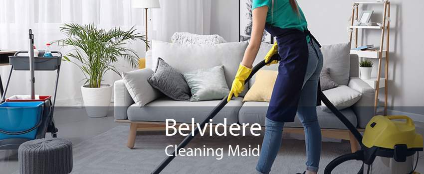 Belvidere Cleaning Maid
