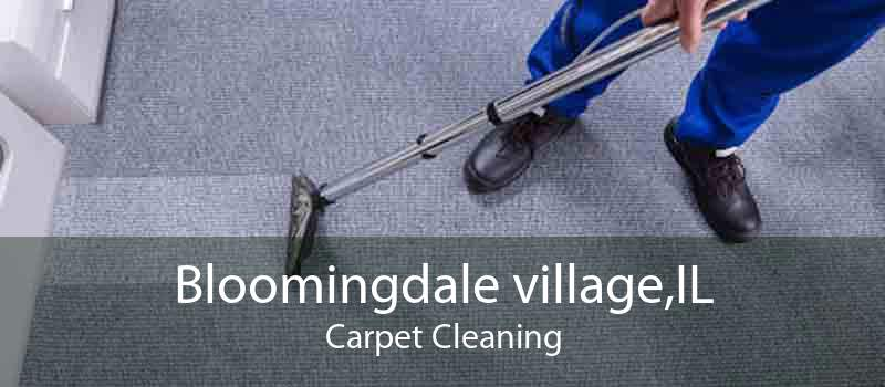 Bloomingdale village,IL Carpet Cleaning