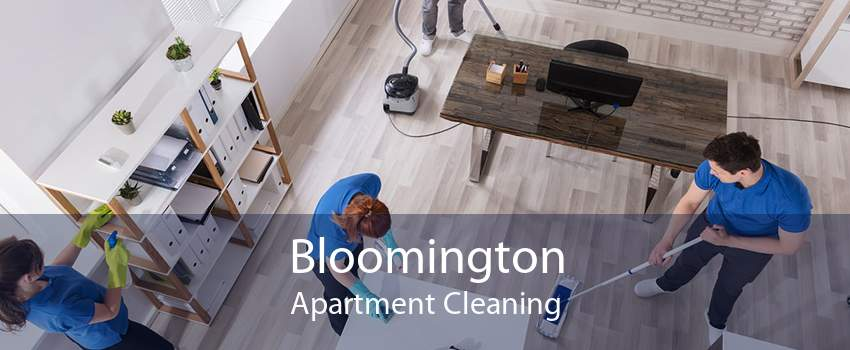 Bloomington Apartment Cleaning