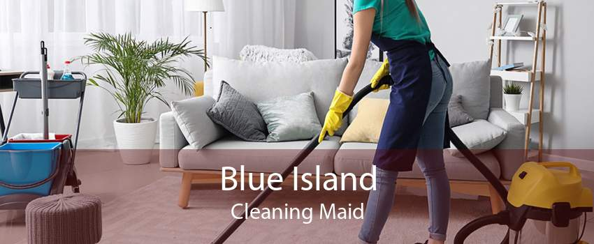 Blue Island Cleaning Maid
