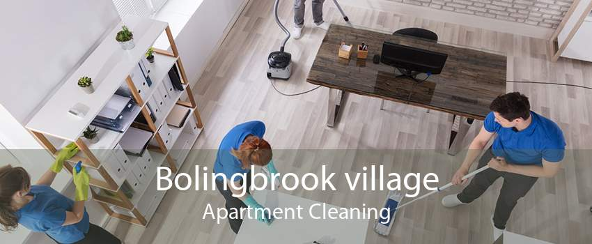 Bolingbrook village Apartment Cleaning