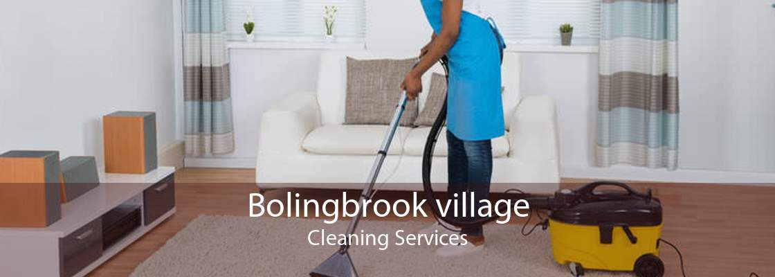 Bolingbrook village Cleaning Services