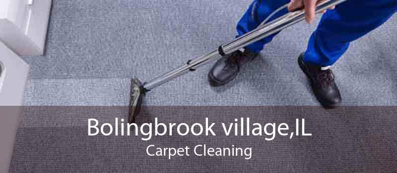 Bolingbrook village,IL Carpet Cleaning