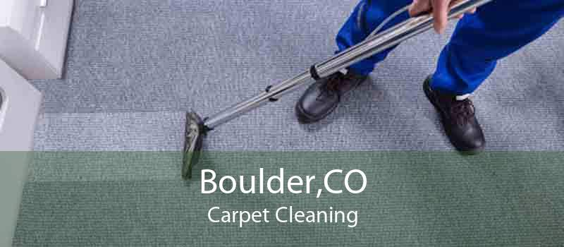 Boulder,CO Carpet Cleaning