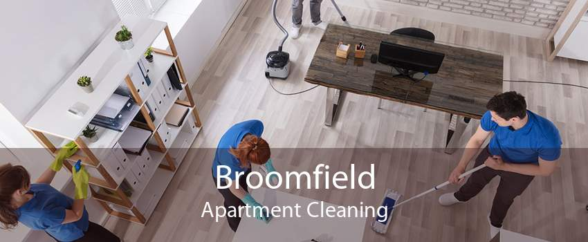 Broomfield Apartment Cleaning