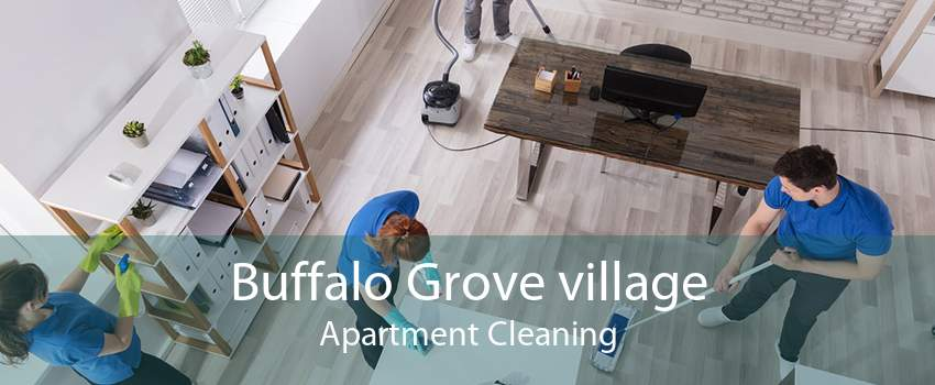 Buffalo Grove village Apartment Cleaning
