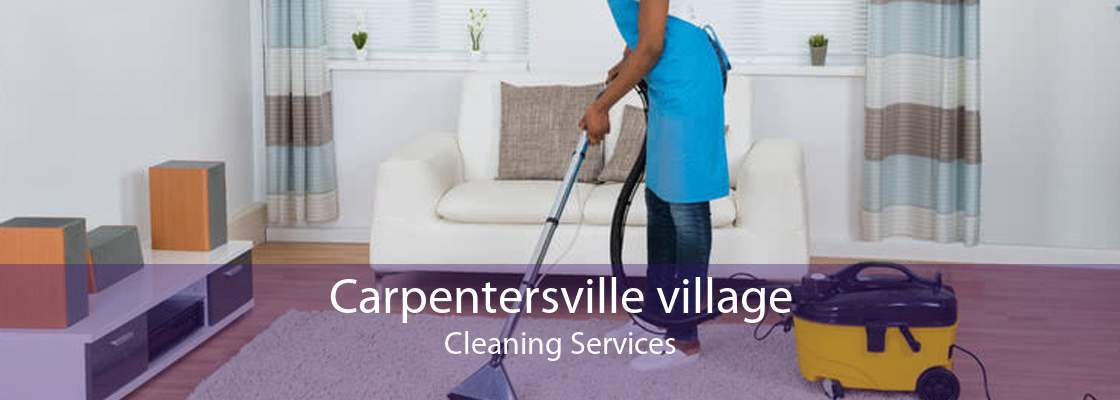 Carpentersville village Cleaning Services