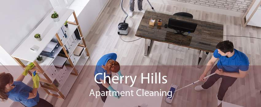 Cherry Hills Apartment Cleaning