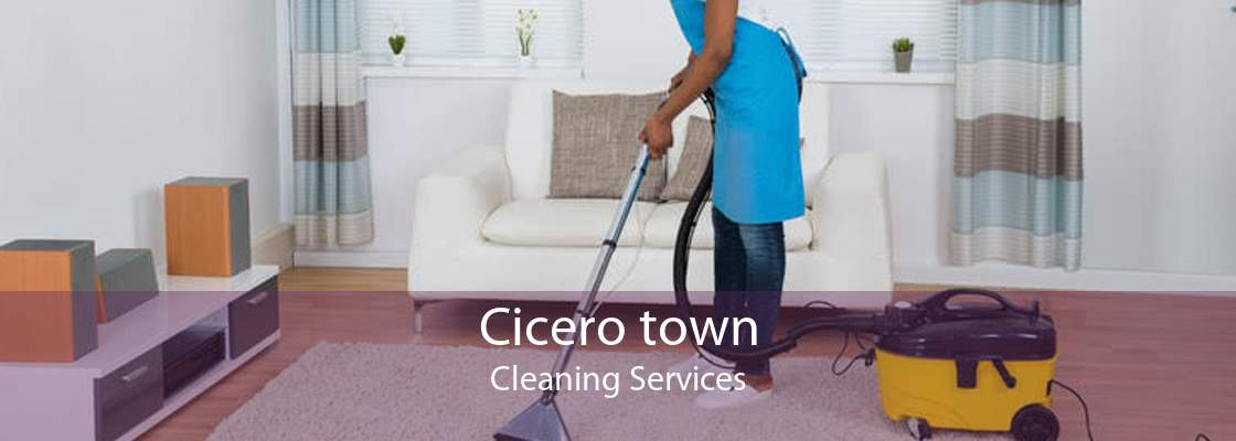 Cicero town Cleaning Services