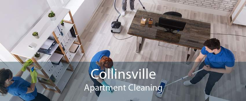 Collinsville Apartment Cleaning