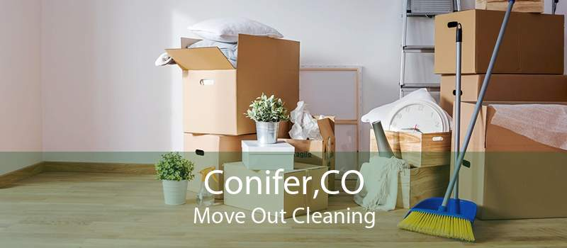 Conifer,CO Move Out Cleaning