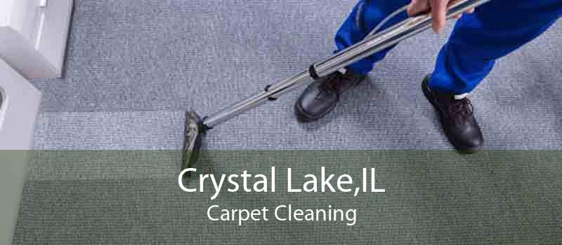 Crystal Lake,IL Carpet Cleaning