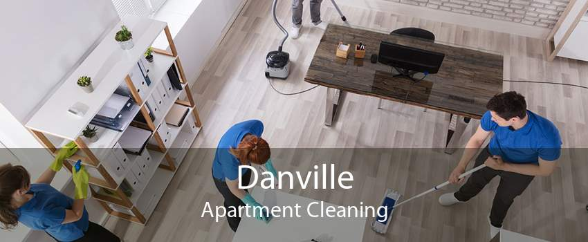 Danville Apartment Cleaning