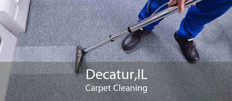 Decatur,IL Carpet Cleaning