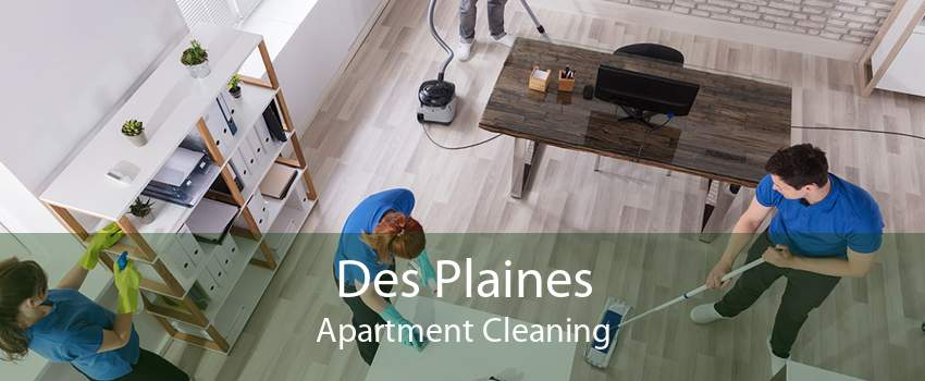 Des Plaines Apartment Cleaning