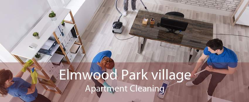 Elmwood Park village Apartment Cleaning