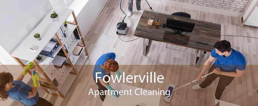 Fowlerville Apartment Cleaning