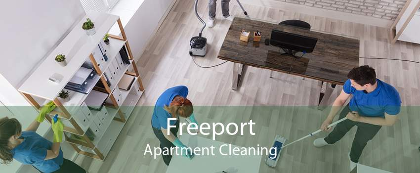 Freeport Apartment Cleaning