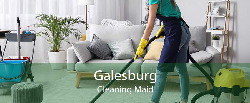 Galesburg Cleaning Maid