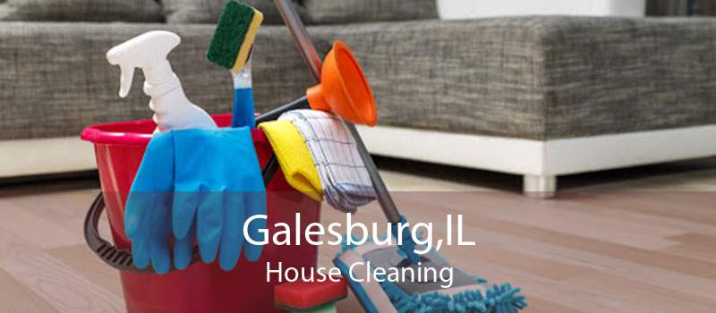 Galesburg,IL House Cleaning
