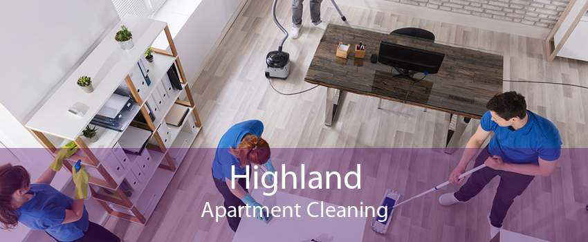 Highland Apartment Cleaning