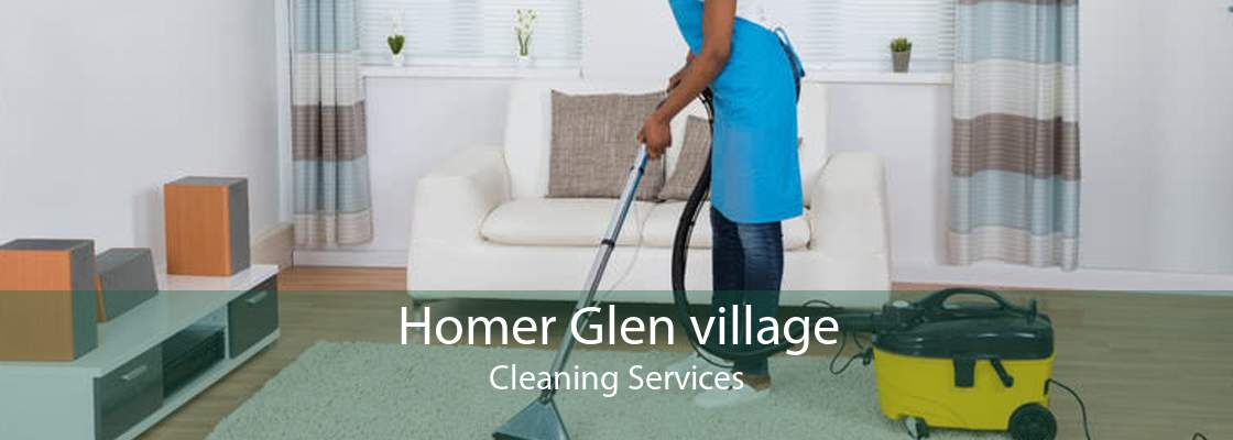 Homer Glen village Cleaning Services