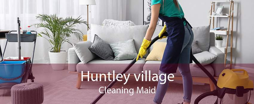 Huntley village Cleaning Maid