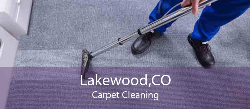 Lakewood,CO Carpet Cleaning