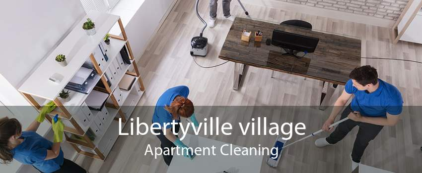Libertyville village Apartment Cleaning
