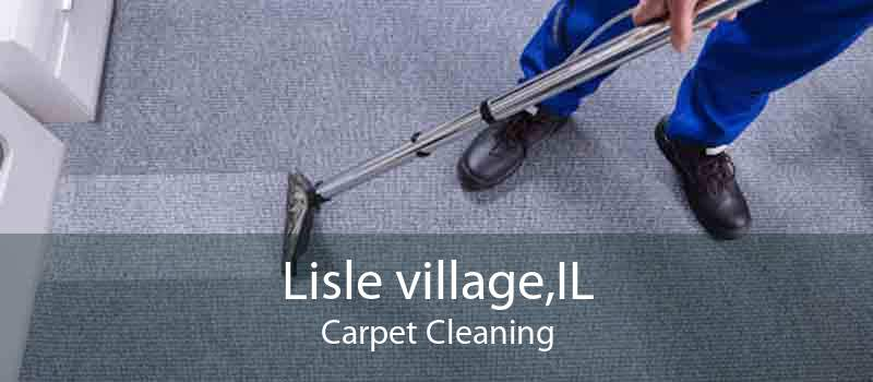 Lisle village,IL Carpet Cleaning