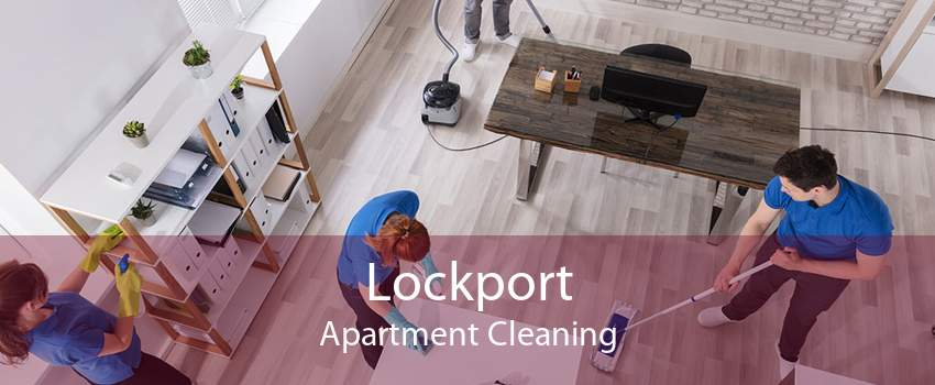 Lockport Apartment Cleaning