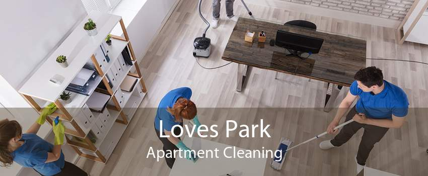 Loves Park Apartment Cleaning