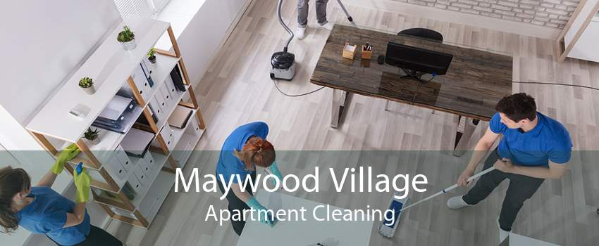 Maywood Village Apartment Cleaning