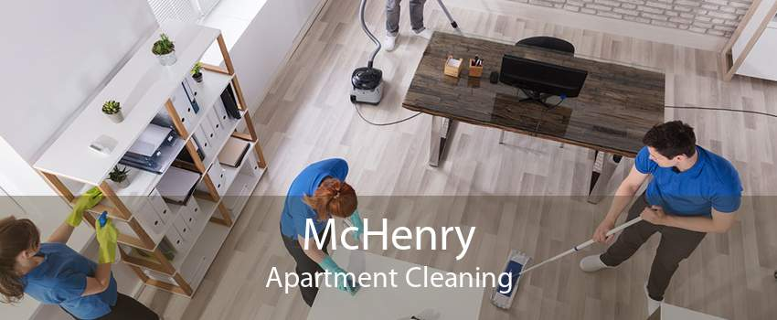 McHenry Apartment Cleaning