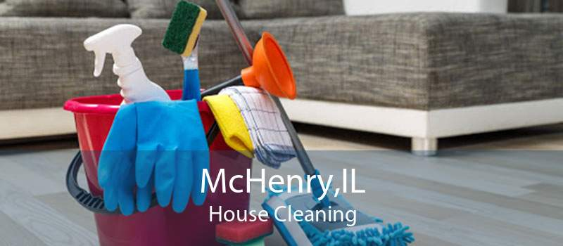 McHenry,IL House Cleaning