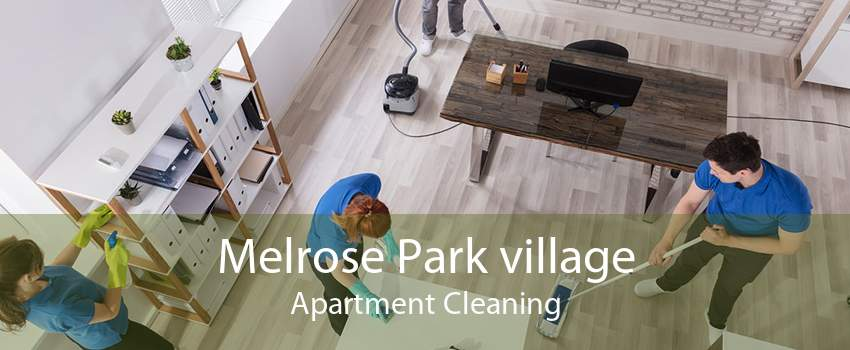 Melrose Park village Apartment Cleaning