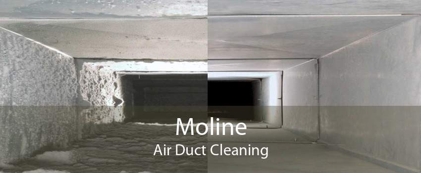 Moline Air Duct Cleaning