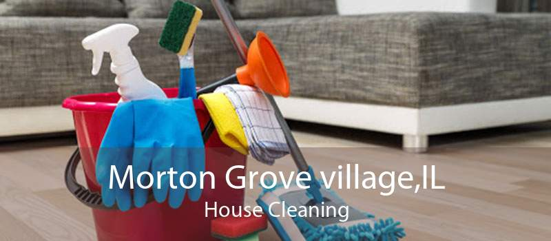 Morton Grove village,IL House Cleaning