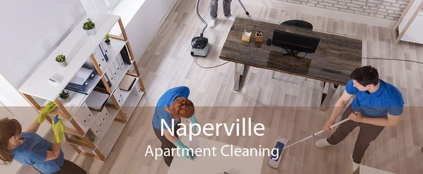 Naperville Apartment Cleaning