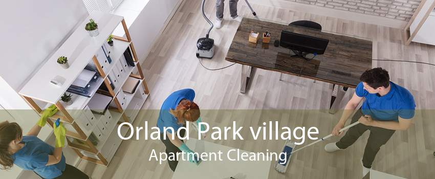 Orland Park village Apartment Cleaning