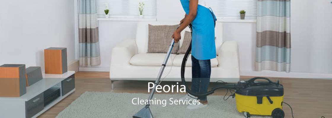 Peoria Cleaning Services