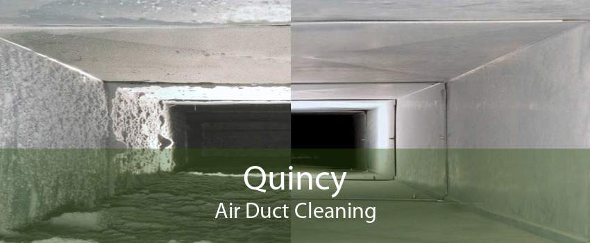 Quincy Air Duct Cleaning