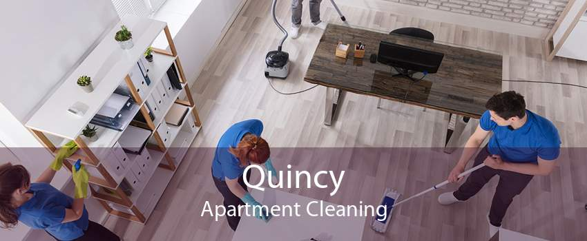 Quincy Apartment Cleaning