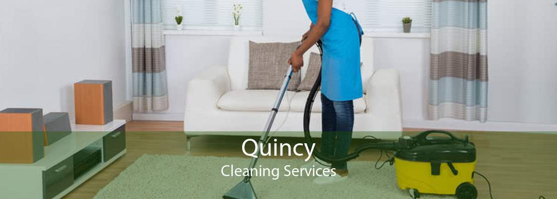 Quincy Cleaning Services