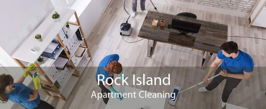 Rock Island Apartment Cleaning